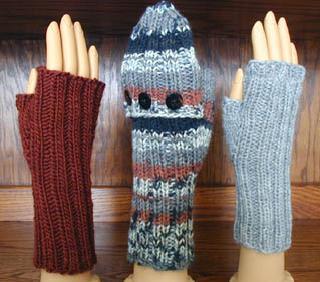 Free Crochet Pattern: Triple Loop Skinny Scarf (Infinity